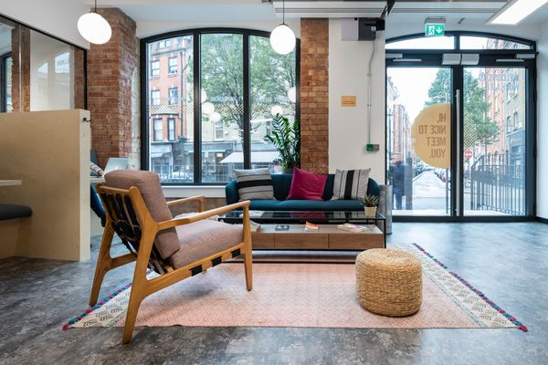 Introducing: Work.Life Fitzrovia